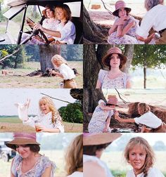 fried green tomatoes movie - Quite the bee charmer