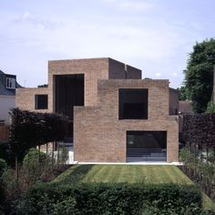 Carmody Groarke . Highgate House . London  (1)