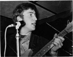 OTD 07APR1962 #Beatles perform at the Casbah Coffee Club, Liverpool, & at the Cavern Club, George is sick and does not play with the group.