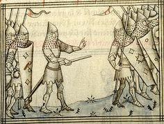 Bastoncello France 1380-1399