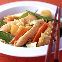 Chicken and Chinese Vegetable Stir Fry 5pp