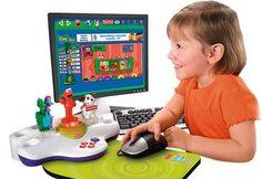 Navigare in internet è facile anche per i piccolissimi. Fisher-Price ha lanciato negli Stati Uniti Easy Link Internet Launch Pad, il gadget che permette ai bambini in età pre-scolare di navigare online in completa sicurezza, limitando l'attività solo ai siti che hanno contenuti appropriati.