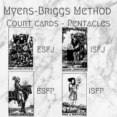 MBTI in Tarot - Pentacles Page Of Pentacles, Esfj, Mbti, Tarot, Tarot Cards, Tarot Decks