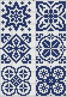 Image result for scandinavian knit patterns in square