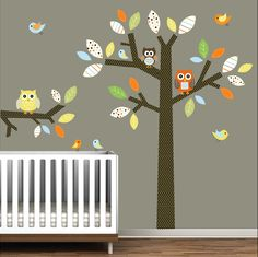 Possible baby's room.