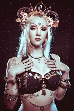 Tribal Fusion_2 by Nefru-Merit.deviantart.com on @DeviantArt