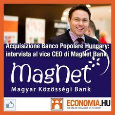 Intervista alla banca ungherese che ha acquisito Banco Popolare