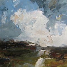 Louise Balaam - Cairngorms, Cloud Rising