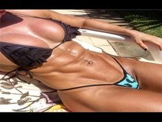Best Abdominal Muscle Women - Female bodybuilders Abs #abs #fitnesslife #gym #workout