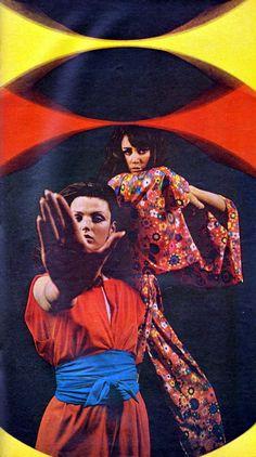 "buttoneduphigh: ""Look magazine - April 4, 1967 """