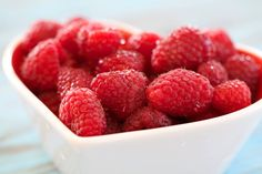 FOOD IMAGES for ekuchareczka.pl/maliny/raspberries