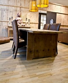 Casual dining to suit any style from a loft apartment to a country cottage