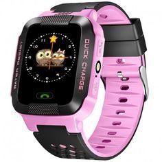 Montre Sécurité Enfant Anti Lost GPS Watch Android iOS
