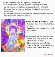 Yoga Phoenix: What is Kundalini Yoga as Taught by Yogi Bhajan? Yoga Sequences, Yoga Poses, Breathing Techniques, Kundalini Yoga, Stretching Exercises, Physical Fitness, Phoenix, Meditation, Spirituality