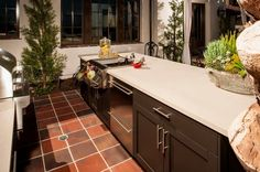Brown Jordan, Outdoor Kitchens, Storage Spaces, Outdoor Cooking