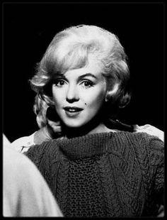 Marilyn in Let's Make Love 1960