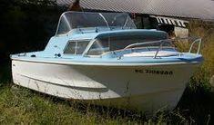 1959 performer seven seas 17 ft cabin cruiser