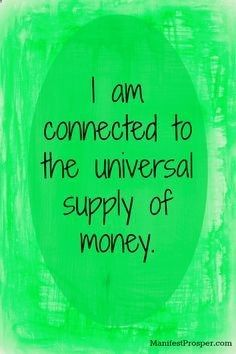 Law of Attraction Money - Manifesting Affirmations | money affirmation money affirmation to connect to the universal supply - The Astonishing life-Changing Secrets of the Richest, most Successful and Happiest People in the World