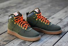 new arrival ee381 6c401 Nike air force one Duckboot Nike Air Force Ones, Air Force 1,