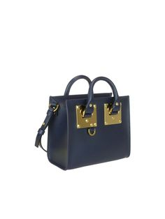 SOPHIE HULME Sophie Hulme Albion Box Bag. #sophiehulme #bags #leather #