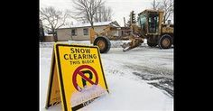 Interactive snow-clearing map started
