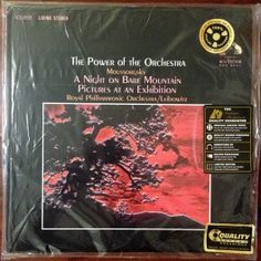 Leibowitz+The+Power+of+The+Orchestra+2LP+45rpm+Vinil+200+Gramas+Analogue+Productions+Sterling+QRP+USA+-+Vinyl+Gourmet