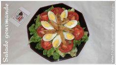 C'était la final de Top chef alors obligé de ne pas trainer en cuisine ..  Bon appétit   C'est par ici⤵  http://www.toutsimplementfaitmaison.com/2016/04/salade-gourmande.html