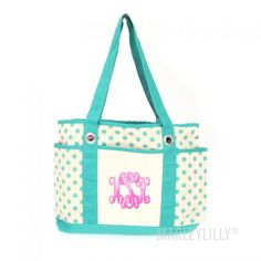 Personalized Tote Bags   Marleylilly