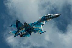 Sukhoi Su - 27 Flanker