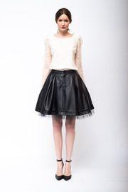 leather & tulle~ marissa webb s13