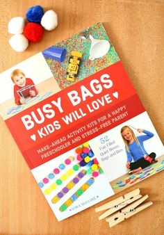 52 Make-Ahead Activity Kits for a Happy Preschooler and Stress-Free Parent