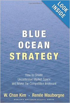 Blue Ocean Strategy: How to Create Uncontested Market Space and Make Competition Irrelevant: W. Chan Kim, Renee Mauborgne: 0001591396190: Am...