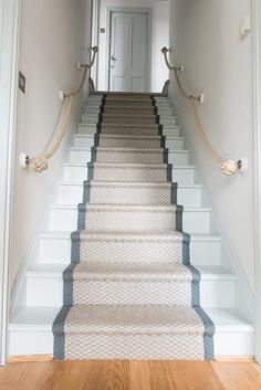 Cost Of Carpet Runners For Stairs Hallway Carpet Runners, Cheap Carpet Runners, Carpet Stairs, Stair Runners, Basement Carpet, Cost Of Carpet, Rugs On Carpet, Carpets, Wall Carpet