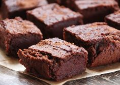 Scrummy Sweet Potato Brownies | The Junior