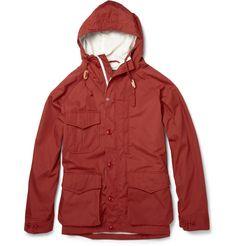 Woolrich Hooded Parka Jacket
