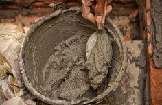 Делаем цемент своими руками – готовые рецепты.