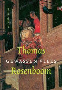 In de openingsscène uit Thomas Rosenbooms 'Gewassen vlees' (1994) wordt een jong katje mishandeld door het notedoppen onder de pootjes te binden en het op de bevroren Zuiderzee te dumpen.