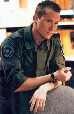 Stargate SG-1  Corin Nemec is coming to Oz Comic Con.  Find out more - www.ozcomiccon.com