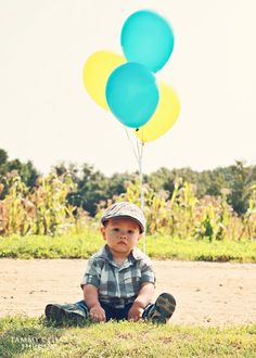 Photography Blog: First Birthday Photo Shoot!