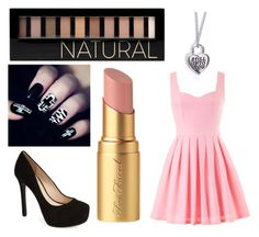 """""""Pretty in pink"""" by smirahargett on Polyvore"""