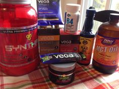 Let's talk Supplements !