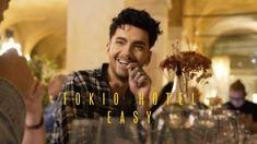 Tokio Hotel - EASY – Video (Official) Tokio Hotel, Bill Kaulitz, Video Artist, Easy Video, My King, Pop Music, Mixtape, Hard Rock, Music Videos