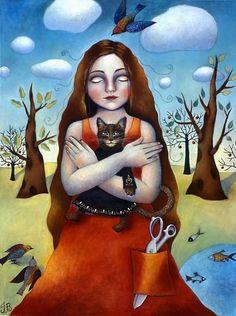 ilustración de Isabelle Bryer