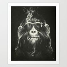 Buy Smoke 'Em If You Got 'Em by Dr. Lukas Brezak as a high quality Art Print. Worldwide shipping available at Society6.com. Just one of millions of…