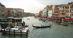 Venice sort of epitomizes tragic beauty... of the places I've visited in Europe this is the number one spot I'd like to return to.    *Must Do: Have a cup of espresso in St. Mark's Square and people watch. Later visit the market for lace, guns, and everything else you can imagine.