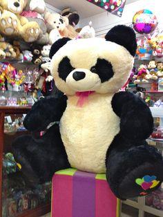 Oso Panda gigante. #regalos Amer.  55246977 Parroquia 711, col del Valle. #CDMX