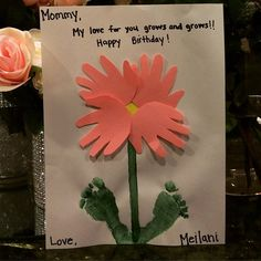 Jenni Jwoww Farley - Birthday Card from Meilani