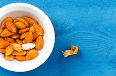 5. Almonds