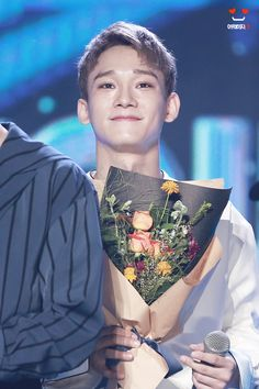 170920 Soribada Best K-Music Awards - my angel (present for your birthday on the baby! Got7, The Power Of Music, I Go Crazy, Best Kpop, Kim Jongdae, When You Smile, Exo Chen, Exo Members, Being In The World