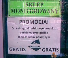 Promocja, która niezbyt kusi. Swoją drogą brawa za pomysłowość! Na szczęście z nami takie atrakcje Ci nie grożą :). http://www.promocyjni.pl/